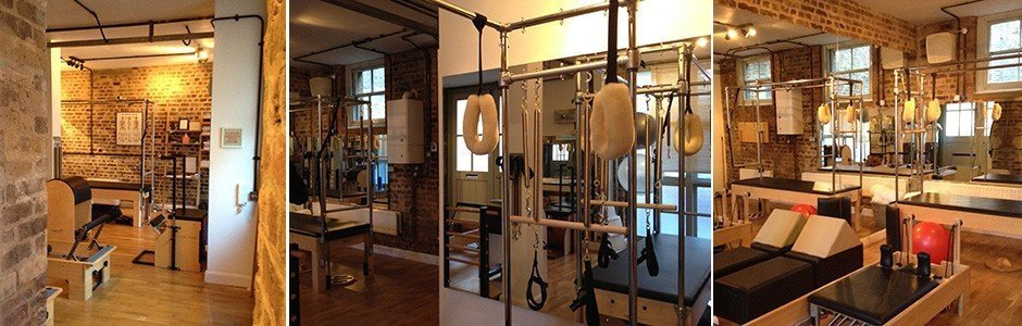 Artichoke - Pilates Studio - London